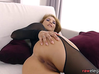 Curvy mother i'd like to fuck interracially plowed doggy style