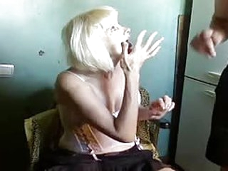 porn tube Russian mature couple naked