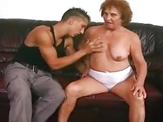 free sex tube German Granny Izadora With Boy